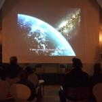 Fremvisning af Hubblefilm