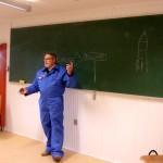 Hvordan kommer en raket væk fra Jorden?