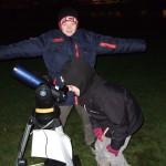 Stor begejstring over kig til Månen